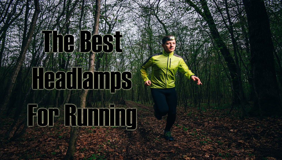 The best headlamps for running