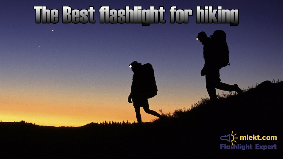 the best flashlight for hiking