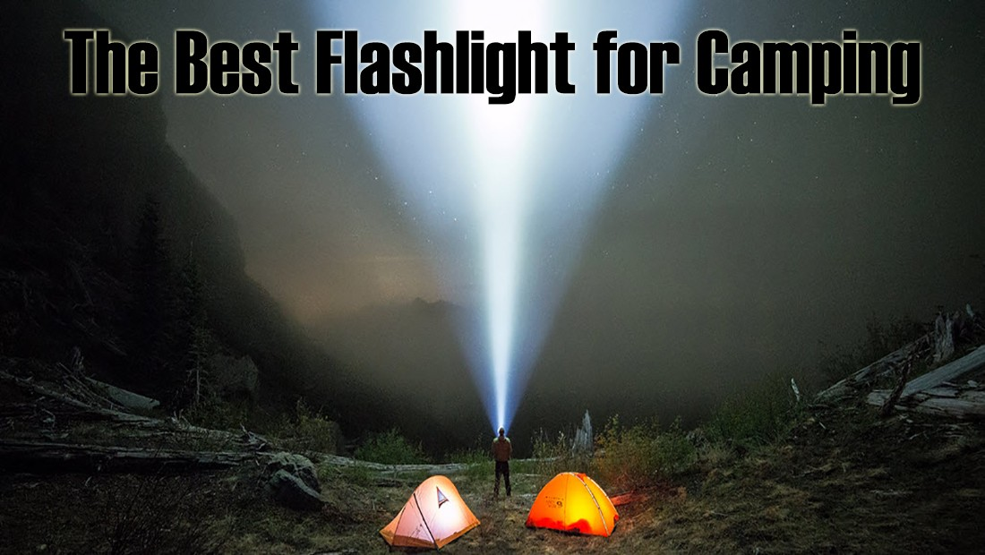 the best flashlight for camping