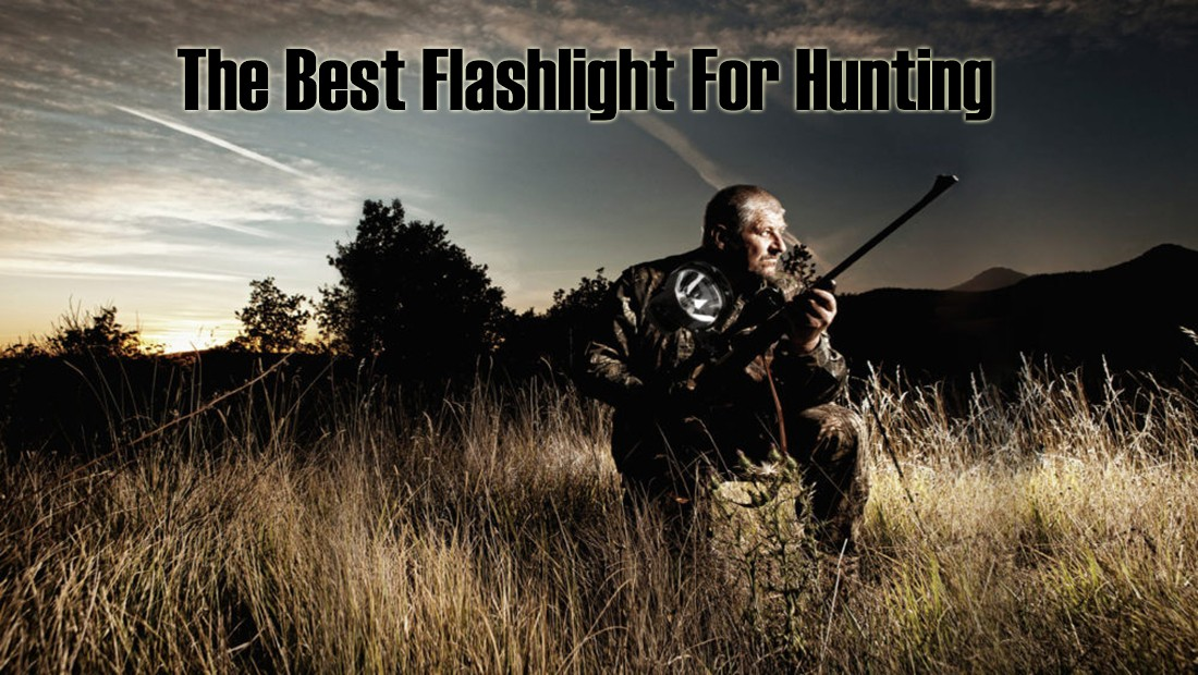 the best flashlight for hunting
