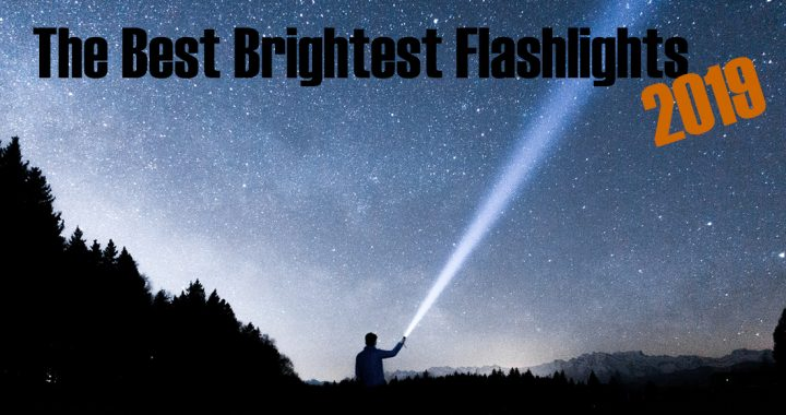 brightest flashlight